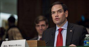 Tras reunión con Bolton, senador Rubio no descarta intervención militar en Venezuela