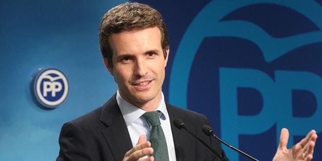 Aumento fiscal de Sánchez arriesga la economía dice Casado