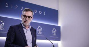 Convoque a elecciones dijo Villegas a Sánchez si quiere nuevas cámaras