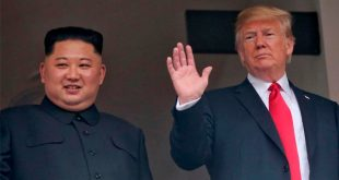 Trump admitió que las negociaciones entre Washington y Pyongyang se estancaron después de la cumbre en Singapur