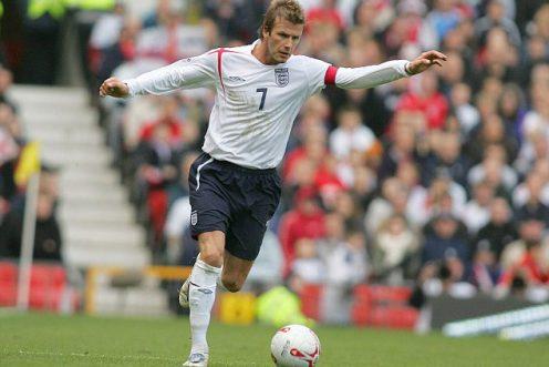 David Beckham recibe premio presidente de la UEFA