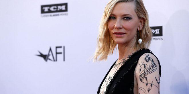 Entrevista a Cate Blanchett
