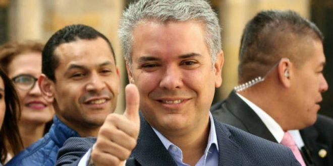 Posesión de Duque en Colombia contará con 10 Jefes de Estado y 17 delegaciones