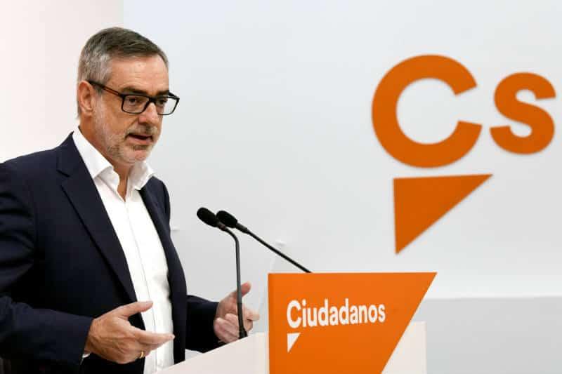 Ciudadanos pedirá a Batet que explique la inacción del Gobierno