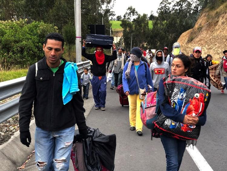 inmigración-venezolana