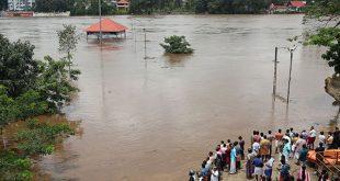 Al menos 34 fallecidos dejan las inundaciones en la India