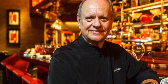 Joël Robuchon: chef con más estrellas Michelin de la historia muere a los 73 años