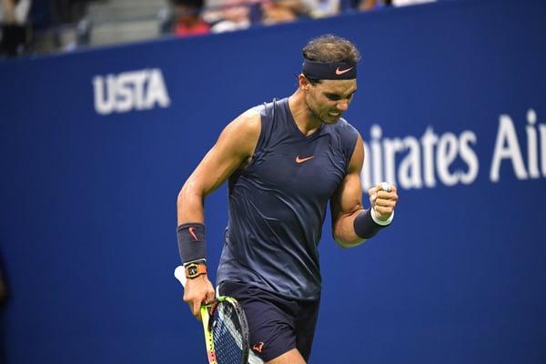 tercera ronda del US Open