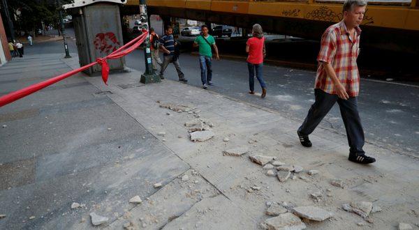 sismo en venezuela
