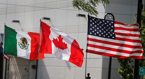 Estados Unidos y Canadá pretenden cerrar su ronda de negociaciones para alcanzar un acuerdo con respecto al TLCAN mientras México espera para firmar el documento