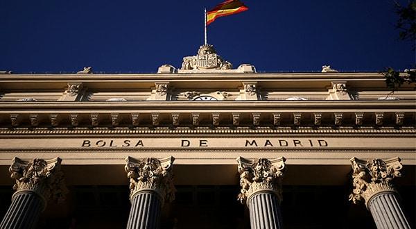 La amenaza de nuevos aranceles producen importantes caídas entre los principales valores bursátiles de la bolsa española