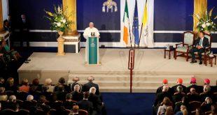 Por primera vez desde 1979, Irlanda recibe una visita papal, que destacará por la polémica sobre los violaciones de autoridades de la Iglesia