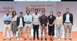 Fundación Repsol financia a startups para desarrollar proyectos energéticos