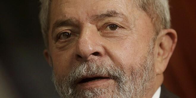 Imagen de archivo del expresidente de Brasil Luiz Inácio Lula da Silva en Rio de Janeiro, Brasil. 3 de diciembre, 2015. REUTERS/Ricardo Moraes/Archivo