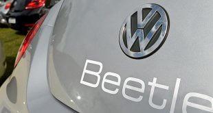 Volkswagen dejará de fabricar el mítico Escarabajo en 2019