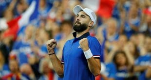 semifinal de Copa Davis