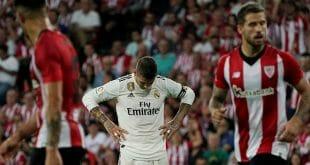 Madrid empata con el Athletic