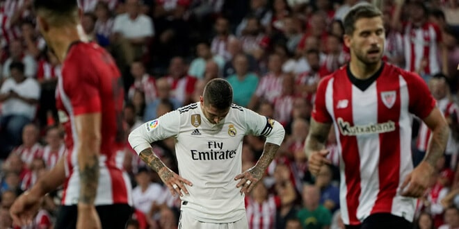 Madrid empata con el Athletic