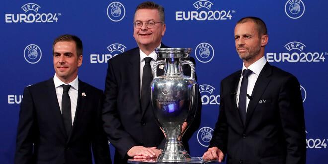 alemania organizará la eurocopa de 2024