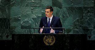 discurso de Pedro Sánchez