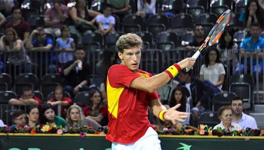 semifinales de la Copa Davis