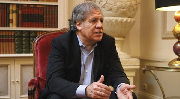 Luis Almagro: OEA evaluará migración venezolana y buscará recursos para atender el éxodo/Cambio16