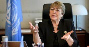 El informe Bachelet será presentado ante el Consejo de Derechos Humanos de la ONU