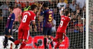 El resumen de los partidos en LaLiga de la quinta jornada del domingo.