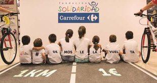 Carrefour se compromete con la infancia en riesgo de exclusión de Madrid