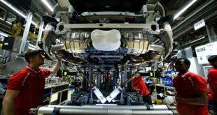 Las encuestas de agosto apuntan a un crecimiento económico trimestral de la zona euro del 0,4 por ciento, según IHS Markit/Reuters