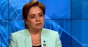 Espinosa pide compromiso y más liderazgo frente al cambio climático