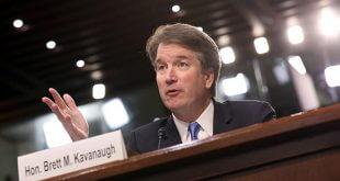 Senado de EEUU recibirá a mujer que acusó a juez Brett Kavanaugh, nominado al Tribunal Supremo/Reuters