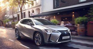 El nuevo modelo Lexus UX-250h pretende conquistar el mercado europeo
