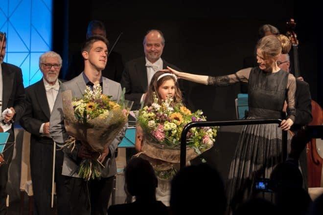 Los conservatorios y escuelas de música de los ganadores de esta I Edición de los Premios Excelencia Lexus de la Música han obtenido sendas becas de 3.000 euros cada una