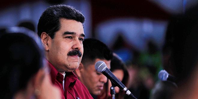 Foto de archivo: El presidente de Venezuela, Nicolás Maduro, asiste a un evento en Caracas, Venezuela, 11 de septiembre del 2018. Palacio de Miraflores/Distribuida a través de Reuters