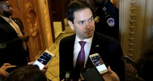 Senadores de EEUU introducen Ley para acentuar presión contra Maduro. Marco Rubio fue uno de los participantes en la iniciativa/Reuters