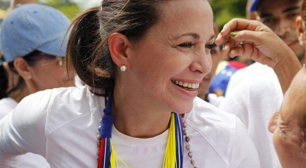 María Corina Machado en Cambio16