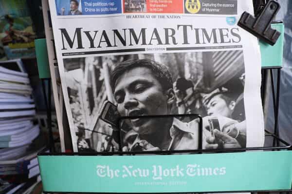 Sentencias atentan contra la libertad de expresión, según medios de comunicación/Reuters