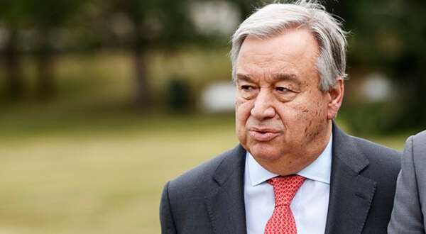 """La ONU denunció la práctica """"vergonzosa"""" de 38 países contra los cooperantes de Naciones Unidas en materia de DDHH/Reuters"""