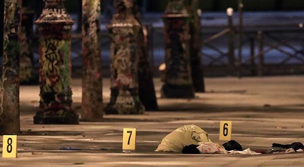 El atentado dejó siete personas heridas/Reuters