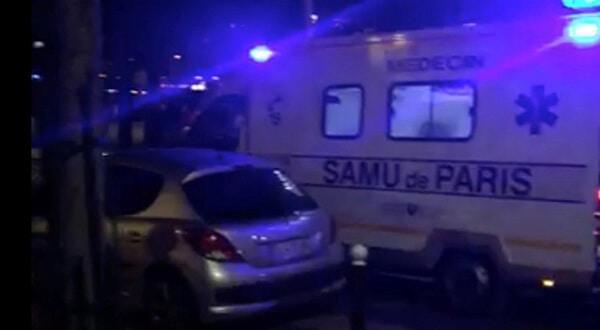 Las autoridades se presentaron oportunamente para tratar a los heridos/Reuters
