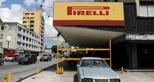 La marca Pirelli está extendida por toda Venezuela/Reuters