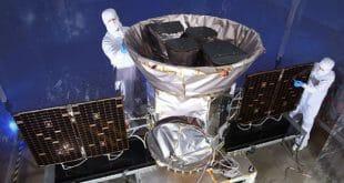 TESS, un telescopio de la NASA, descubrió esta semana dos planetas/Reuters