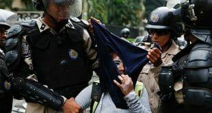 En años recientes, las protestas más intensas en Venezuela se han realizado en los años 2014 y 2017. Reuters/Archivo