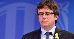 El Tribunal Supremo ha inadmitido a trámite la recusación formulada por tres de los procesados en situación de rebeldía, entre ellos el expresidente de la Generalitat de Cataluña Carles Puigdemont/Reuters