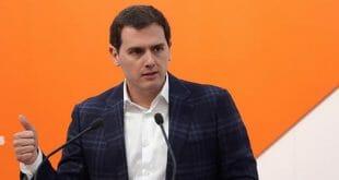 Ciudadanos exige a Sánchez dar la cara en el Congreso de inmediato