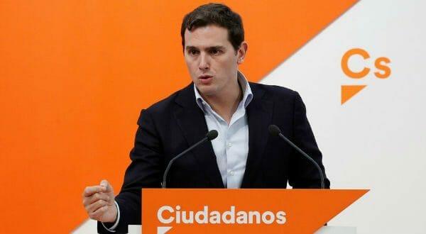 Rivera: si gobierna Ciudadanos el Estado va a volver a Cataluña