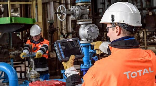 Descubrimiento de gas offshore en U.K anunció la petrolera francesa Total