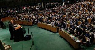 """Trump pidió ayuda internacional para """"restaurar la democracia en Venezuela"""""""