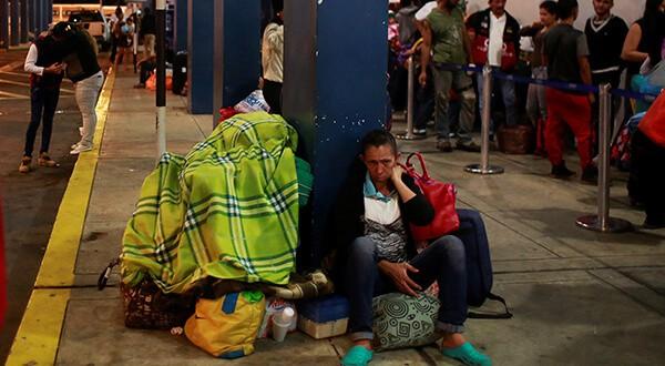 El Consejo de Derechos Humanos de la ONU aprobó este jueves una resolución donde se insta al gobierno de Nicolás Maduro a recibir la ayuda humanitaria internacional/Reuters